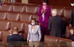 Mỹ: Bà Nancy Pelosi tiếp tục được bầu làm Chủ tịch Hạ viện