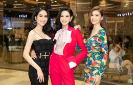 Hoa hậu Đỗ Thị Hà nhan sắc thăng hạng, nổi bật giữa dàn người đẹp