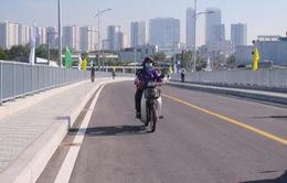 Hàng loạt công trình giao thông ở TP Hồ Chí Minh chạy nước rút để hoàn thành trước Tết