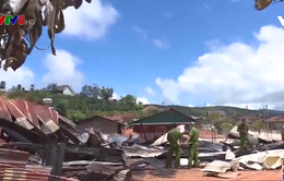 Lâm Đồng: Số vụ cháy nổ giảm nhưng thiệt hại tăng cao