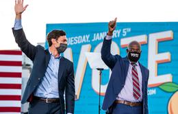 Đảng Dân chủ thắng lớn trong cuộc bầu cử Thượng nghị sĩ tại bang Georgia