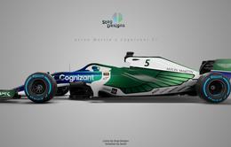 Đội đua Aston Martin có nhà tài trợ chính thức