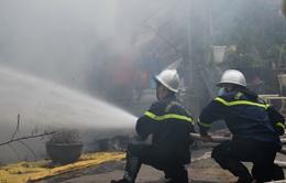 Hỏa hoạn giữa đêm thiêu rụi nhiều tài sản trong căn nhà hai tầng