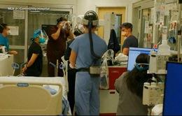 Cứ 50 người có 1 người mắc COVID-19 tại nhiều nơi ở Mỹ