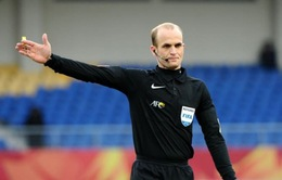 AFC công bố trọng tài bắt chính trận ĐT Oman – ĐT Việt Nam