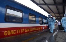 Cắt bớt chuyến tàu Hà Nội - Hải Phòng vì dịch COVID-19