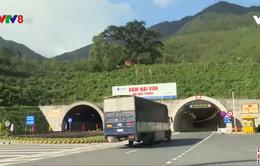 Chính thức vận hành hầm Hải Vân 2
