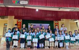 """""""Tết ấm cho em"""" đến với hơn 2.000 học sinh vùng cao tỉnh Tuyên Quang"""