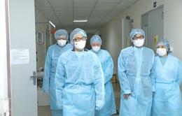 Phó Thủ tướng Vũ Đức Đam kiểm tra công tác chống dịch COVID-19 tại Hà Nội