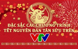 [INFOGRAPHIC] Đặc sắc các chương trình Tết Nguyên đán Tân Sửu 2021 trên sóng VTV