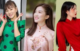 Diện áo dài đón Xuân, dàn nữ diễn viên Việt ai xinh hơn ai?