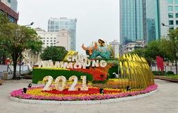 Hủy lễ khai mạc đường hoa Nguyễn Huệ Tết Tân Sửu 2021