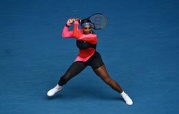 Australia mở rộng 2021: Serena Williams thẳng tiến vào vòng 3
