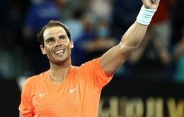 Rafael Nadal 3-0 Michael Mmoh: Nadal tốc hành vào vòng 3 Australia mở rộng 2021