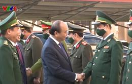 Thủ tướng Nguyễn Xuân Phúc thăm, chúc Tết Đà Nẵng