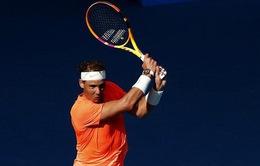"""""""Vua đất nện"""" Nadal lần thứ 13 vào tứ kết Australia mở rộng"""