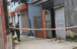 Điều tra vụ chồng sát hại vợ chiều mùng 5 Tết ở Hà Nội