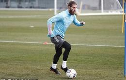 Sergio Ramos xác định xong tương lai với Real Madrid
