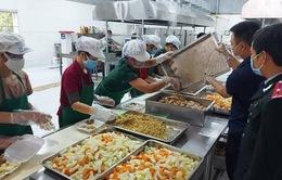 Đảm bảo an toàn thực phẩm và dinh dưỡng cho người dân tại khu cách ly