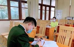 Phạt 25 triệu đồng nữ công nhân tại Cẩm Giàng, Hải Dương cố tình vượt sông vào Quảng Ninh