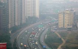 Người dân đổ về sau kỳ nghỉ Tết Nguyên đán, nhiều tuyến đường cửa ngõ Thủ đô ùn tắc