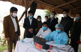 Lào Cai lập chốt kiểm dịch y tế liên ngành tại Km 237, cao tốc Nội Bài - Lào Cai