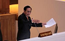 Thủ tướng Thái Lan đối mặt với cuộc bỏ phiếu bất tín nhiệm