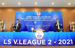 CLB Phú Thọ đụng CLB Khánh Hòa ở khai mạc Giải Hạng Nhất QG LS 2021