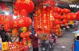 Chưa bao giờ không khí mua sắm Tết tại Vũ Hán ảm đạm như năm nay