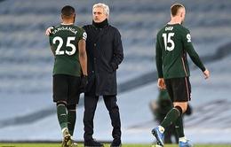 Hé lộ tương lai HLV Mourinho tại Tottenham