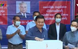 Lào bầu cử Quốc hội khóa IX