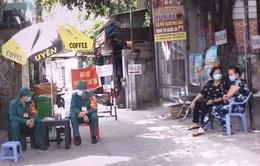 Dịch COVID-19: TP Hồ Chí Minh chỉ còn 2 điểm bị phong tỏa