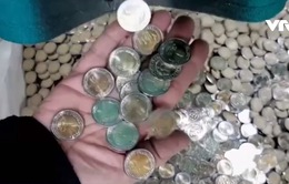 Ai Cập phát hành tiền xu tri ân các y, bác sĩ