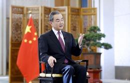 Ngoại trưởng Trung Quốc hối thúc Mỹ dỡ bỏ thuế nhập khẩu