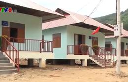 Quảng Nam: Tiếp tục giúp người dân vùng sạt lở tái thiết cuộc sống