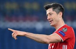 Vượt mặt Raul, Lewandowski vào top 3 chân sút vĩ đại nhất Champions League