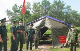 Bộ đội biên phòng tăng cường quản lý xuất nhập cảnh, phòng chống COVID-19