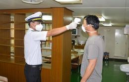 Thông tin mới về các ca bệnh COVID-19 trên tàu Ocean Amazing