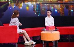 """""""Soobin Hoàng Sơn nhí"""" trái ý ba mẹ khi thổ lộ ước mơ làm phi công"""