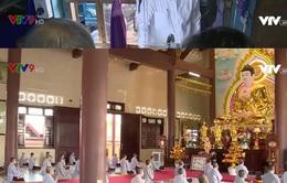 An toàn viếng chùa rằm tháng Giêng