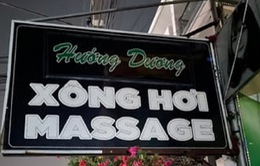 Đồng Nai: 2 quán massage cho nữ nhân viên thoát y kích dục cho khách
