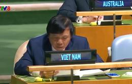 Đại hội đồng Liên Hợp Quốc họp về tình hình Myanmar