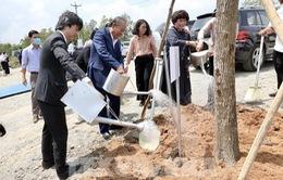 An Giang hưởng ứng tết trồng cây