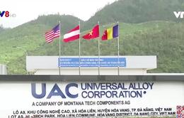Đà Nẵng: Chuyển động trong thu hút đầu tư nước ngoài