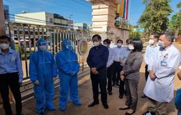Bộ Y tế kiểm tra công tác phòng dịch COVID-19 tại Gia Lai