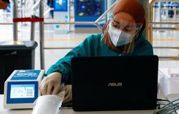 Indonesia phát hiện virus SARS-CoV-2 qua máy dò hơi thở tại các ga tàu