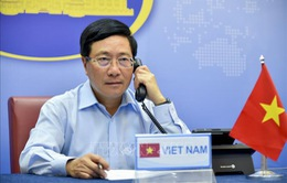 Việt Nam - Hoa Kỳ đẩy mạnh hợp tác phòng, chống COVID-19