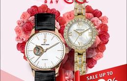 Chào đón Valentine, Đăng Quang Watch giảm giá đến 50%
