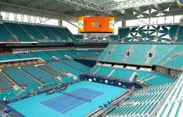Giải quần vợt Miami mở rộng tìm địa điểm mới ở mùa 2021