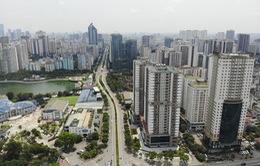 Giá nhà Hà Nội không tăng đột biến, dự án định bán đắt sẽ phải xem lại